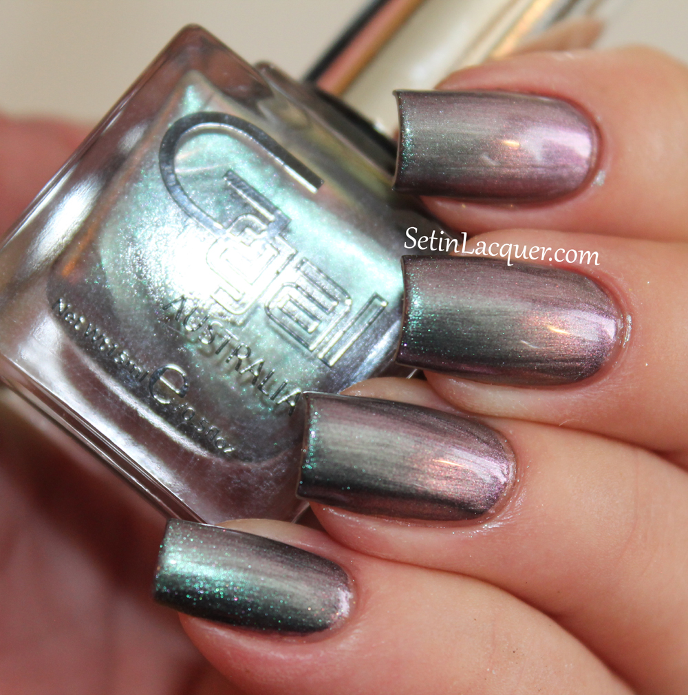 Set in Lacquer: Glitter Gal