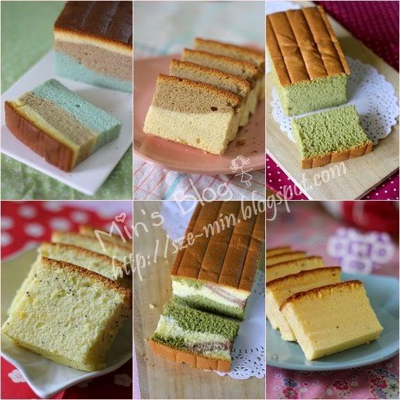 6个我最爱的相思蛋糕食谱 My favourite Ogura Cake Recipes