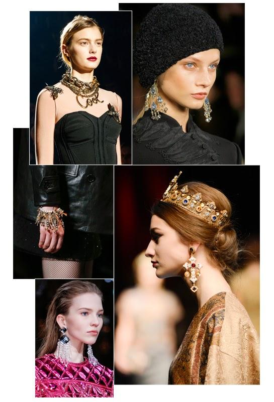 Trendy w biżuterii – Jesień / zima 2013-2014