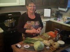 Mama Caruso Cooks