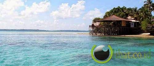 Pulau Maratua – Kalimantan Timur