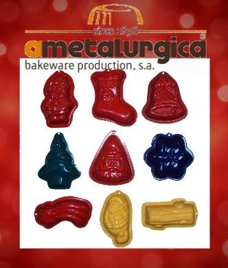 Passatempo de Natal A Metalúrgica