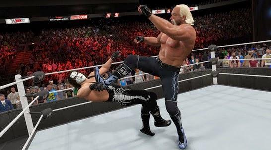 Gameplay WWE 2K15