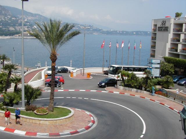 monaco grand prix circuit layout. tattoo Track (Monaco Grand