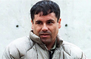 el chapo escapes prison