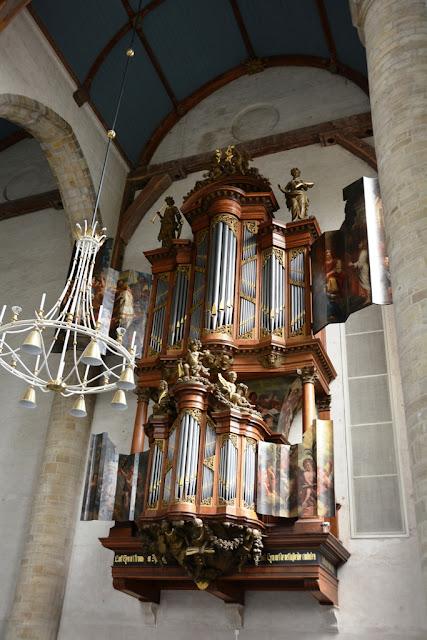 Nieuwe Kerk Middelburg orgel