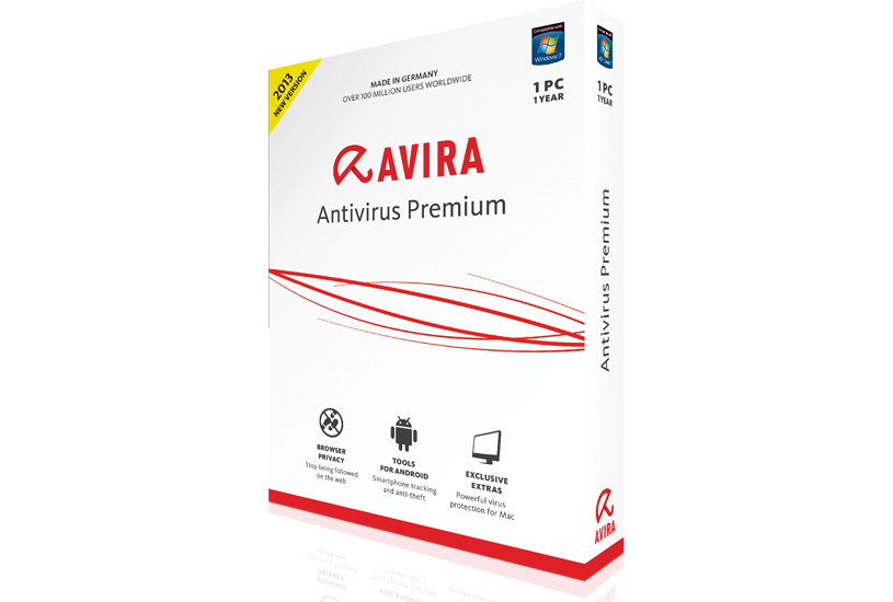 Avira - Antivirus Premium 2013 13 0 0 3185 Final Incl Key File & Key