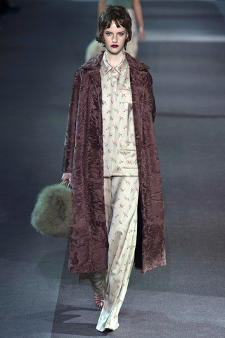 Vuitton otoño invierno astracan