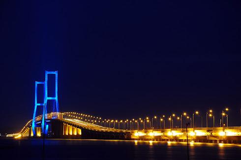 Suramadu Bridge
