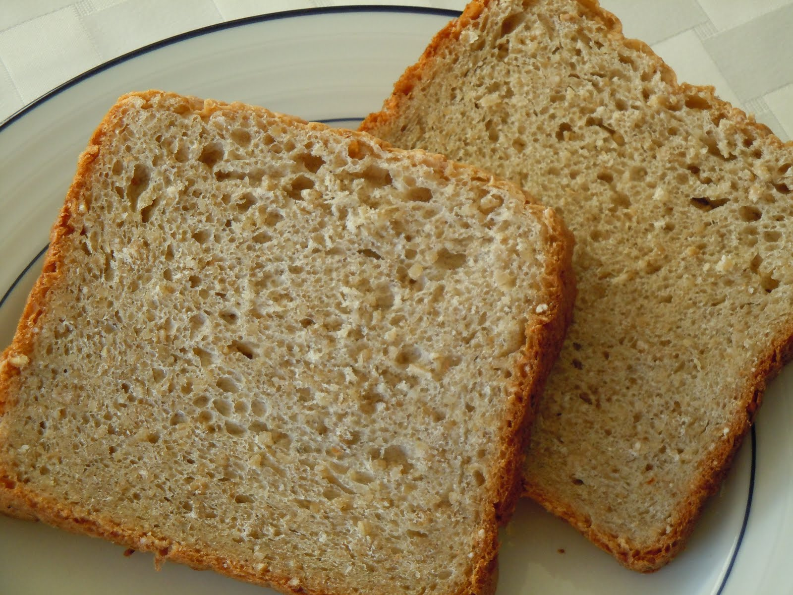 Quick Breakfasts for Moms in a Hurry: Buttermilk Oatmeal Bread