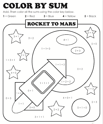nasa solar system printables - photo #21