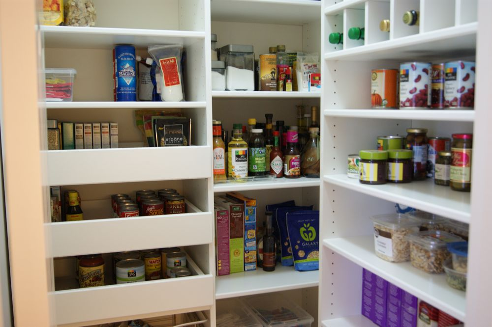 Amazing Pantry Closet Organization Ideas 1000 x 666 · 90 kB · jpeg