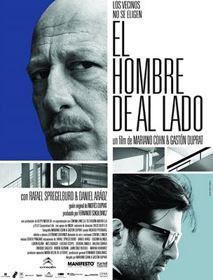 El Hombre De Al Lado audio latino