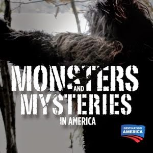 Monsters And Mysteries In America Ozarks
