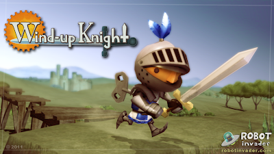 Wind-Up Knight Apk v2.4 Mod [Unlimited Notes]