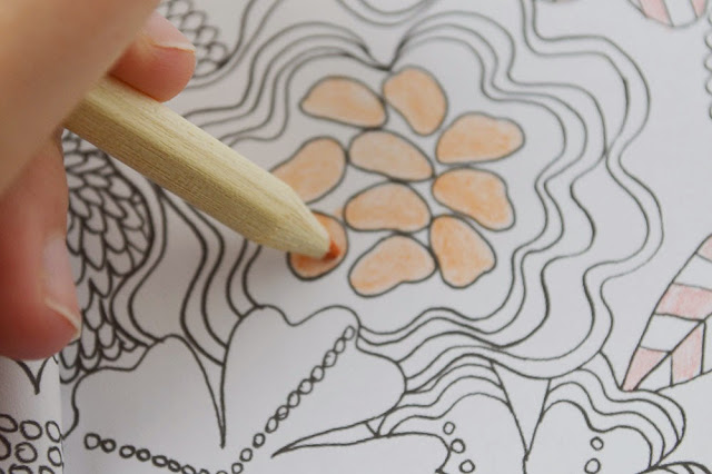 Art therapy for anxiety and stress