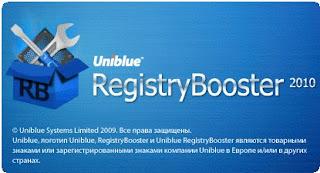 start-up of registry booster