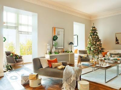 Modern Cristmas Design Ideas For Interior 5