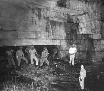 Cueva de los tayos Fotointerior