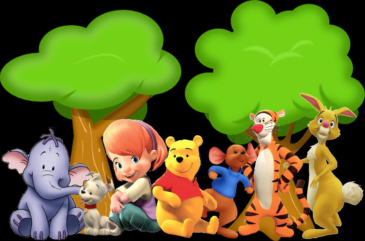 Imagenes de Winnie the Pooh para Imprimir Gratis.