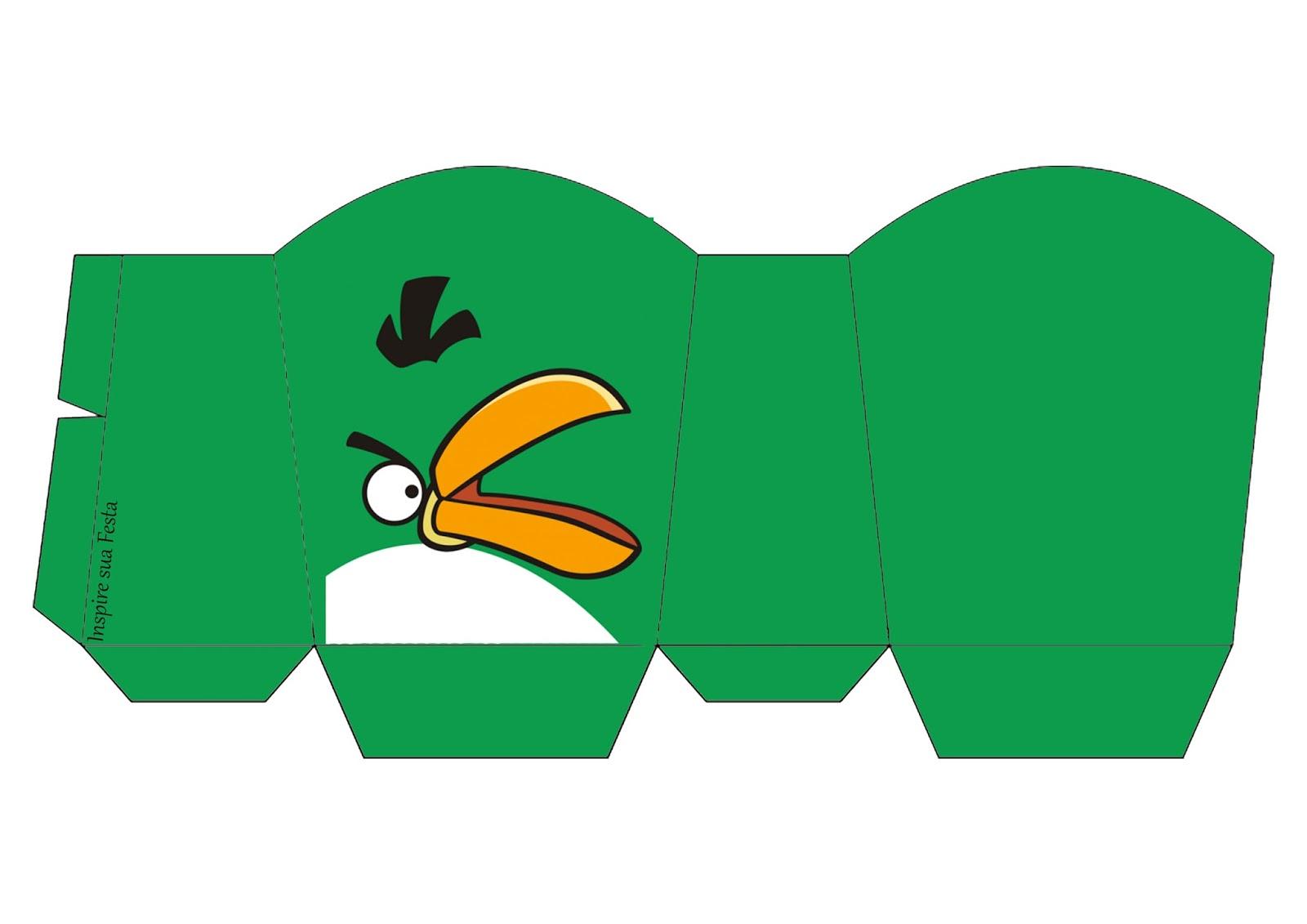 Как сделать angry birds из бумаги своими руками?