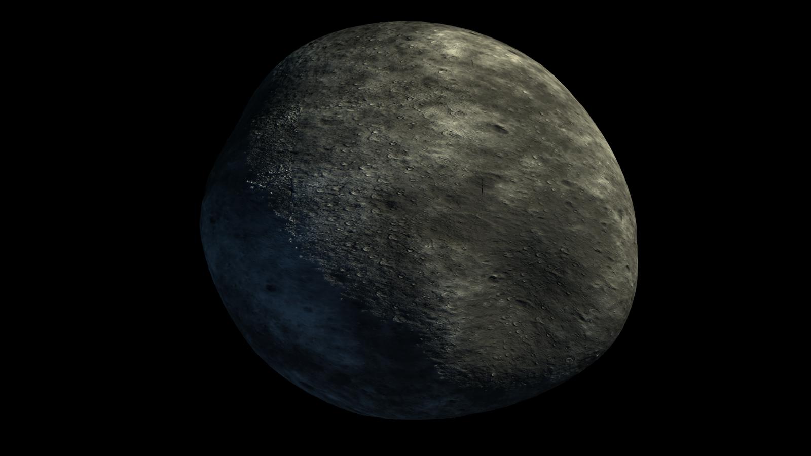 My portfolio: Asteroids