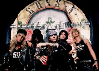 guns n' roses - band - original