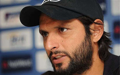 Shahid Afridi conditional retirement from international cricket