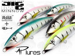 Black Flagg + Ap Lures + Real Winner = Made In Italy Is Not a Crime!!!!