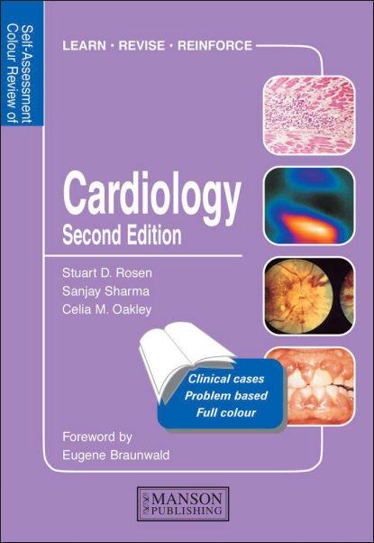 Cardiology-Self-Assessment Colour Review, 2e (2004)