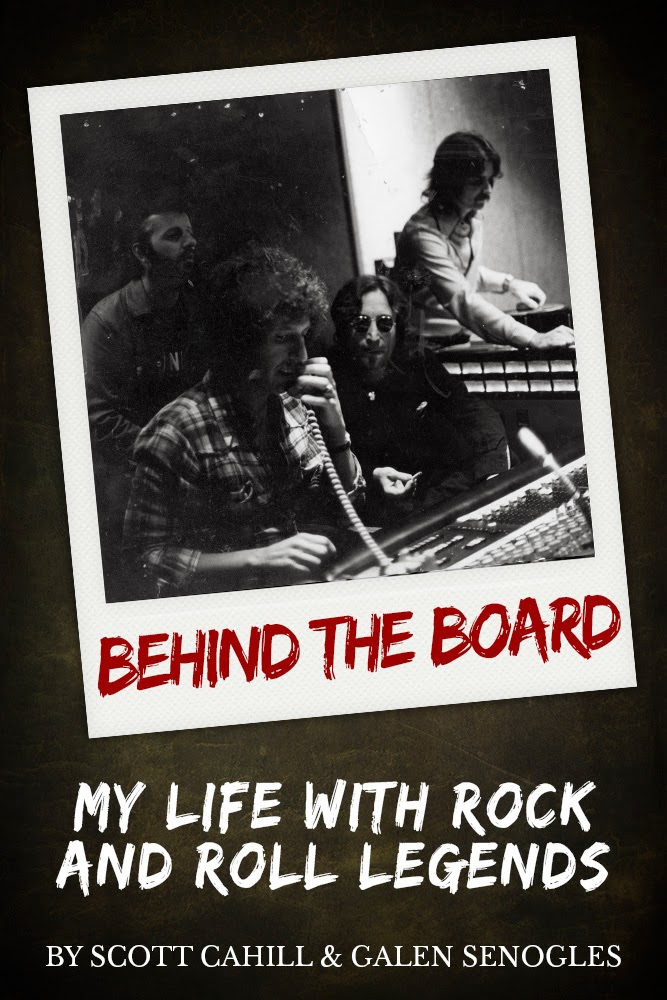 Behind the Board My Life With Rock and Roll Legends