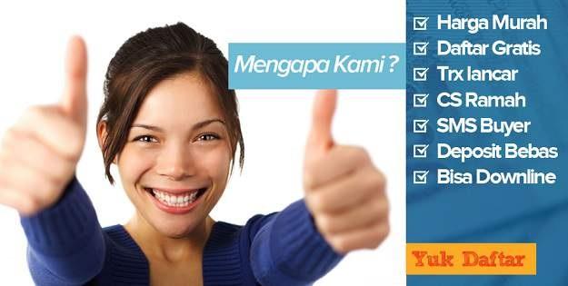 Wali Reload Server Pulsa Murah Parung Bogor Jawa Barat
