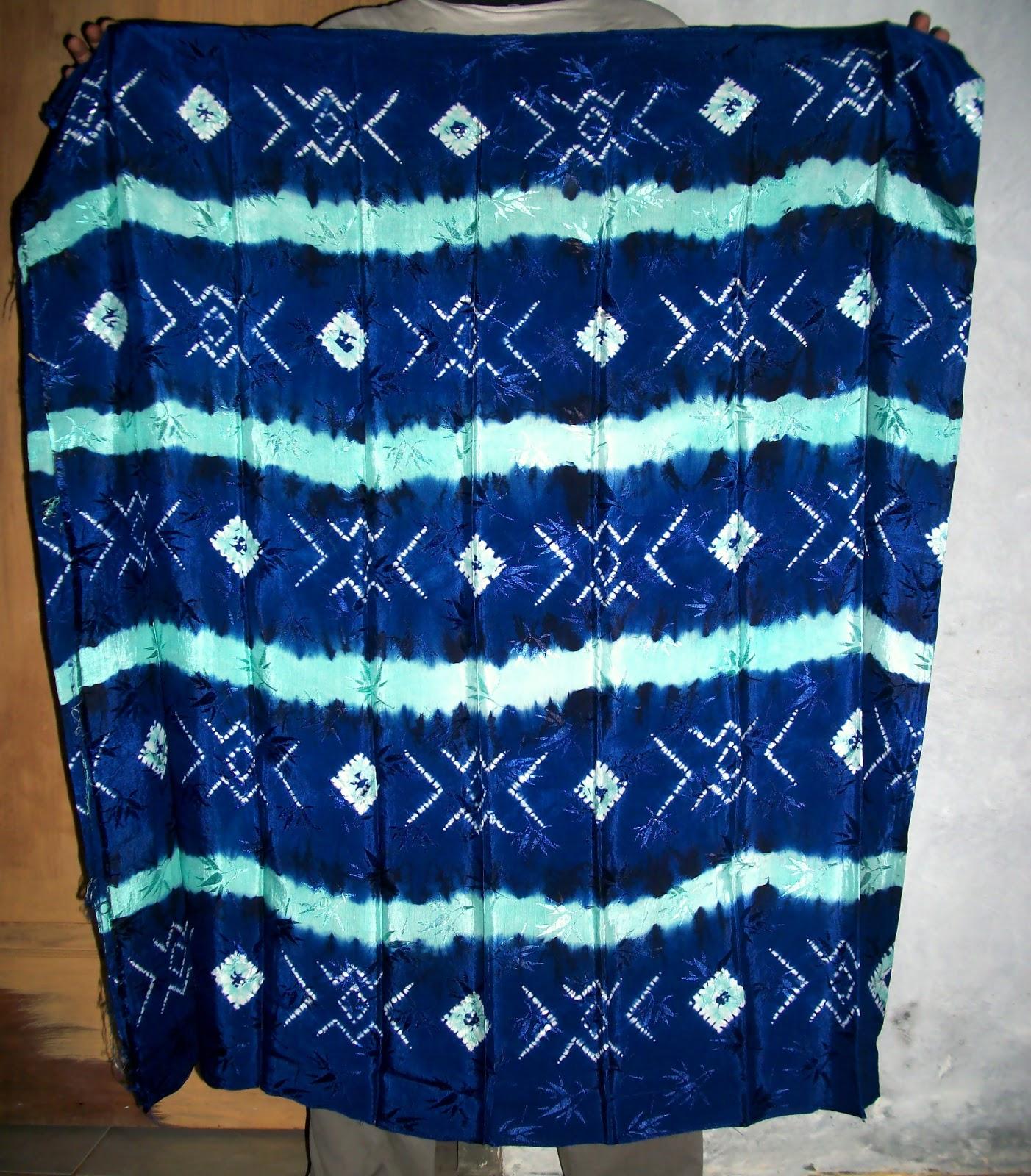 Harga kain Sasirangan bervariasi mulai Puluhan Ribu hingga Ratusan ...
