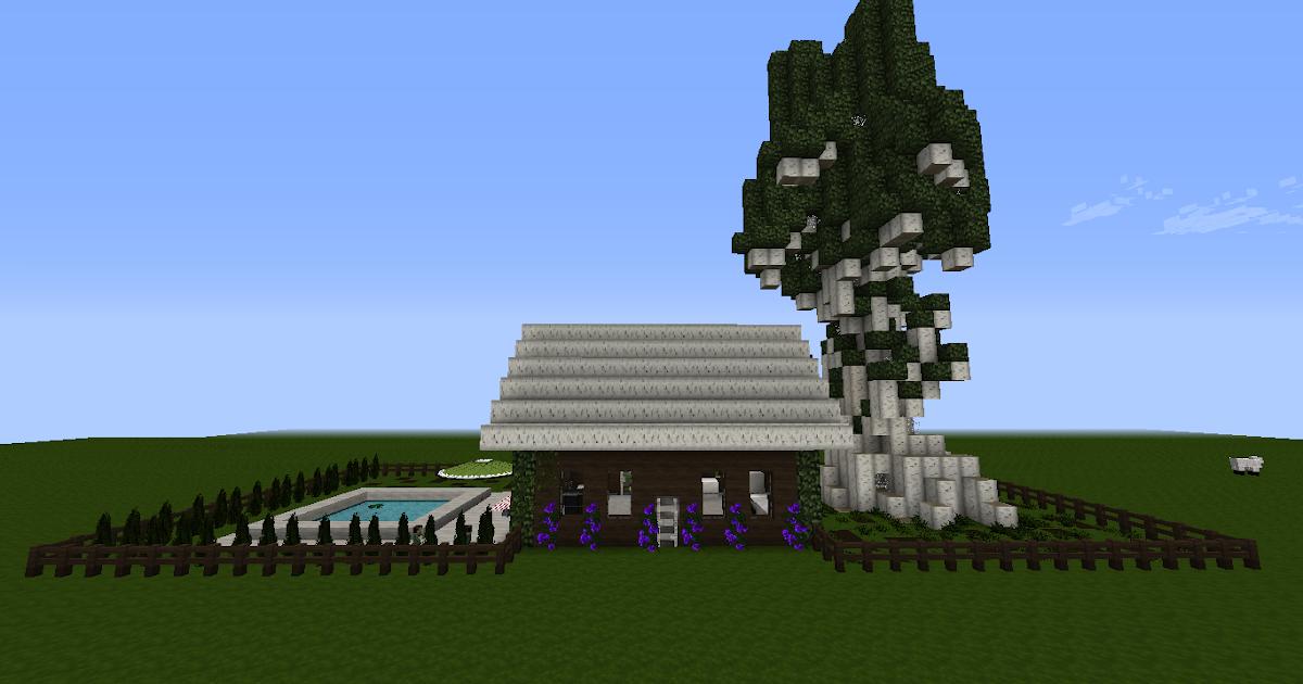 Minecraft decoraci n con comandos for Como hacer muebles en minecraft