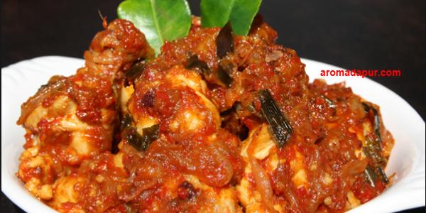 Resep Ayam Rica-Rica Pedas Spesial Nikmat dan Lezat, Ayam Manado,resep masakan indonesia, resep ayam rica rica, ayam rica rica, resep rica rica ayam aromadapurdotcom