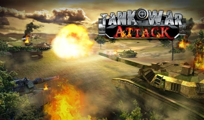 Tank Attack War 3D Gameplay Android
