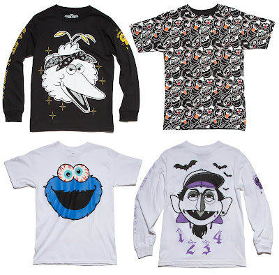 Sesame Street x Mishka T-Shirt Collection