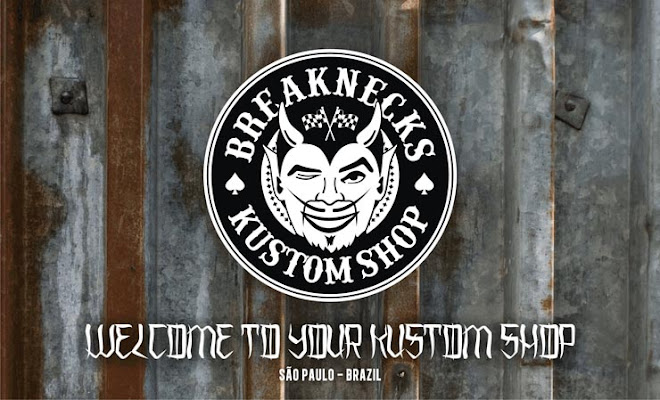 Breaknecks Kustom Klothing