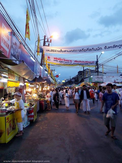 Street Market Phuket