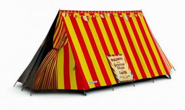 Field Candy Designer Tents