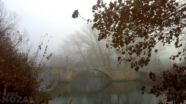 La niebla y Puentecillas, 2013 Abbé Nozal