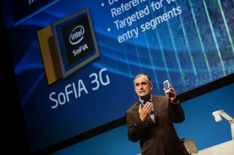 Intel Siapkan Chip untuk Smartphone Terjangkau