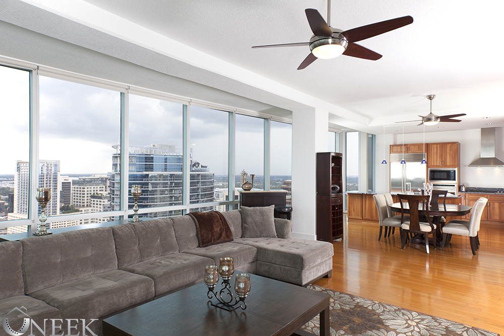 Junior Penthouse At The Vue Enables Downtown Orlando Living At Its
