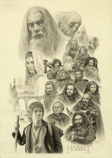 hobbit-pencil-fan-art-yinyuming