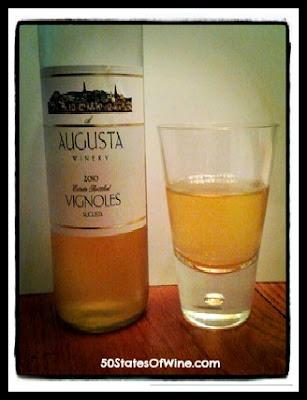 Augusta Winery 2010 Vignoles