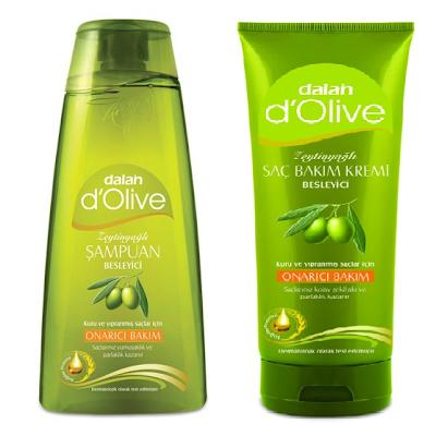 """d'Olive"",""zeytinyağlı şampuan"""