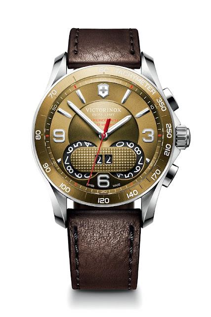 Reloj Vintage Victorinoxs Chrono Classic 1/100