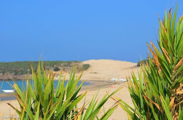 Playa De Bolonia Tarifa J Pedro Mart N