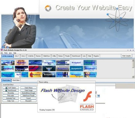 Website Software