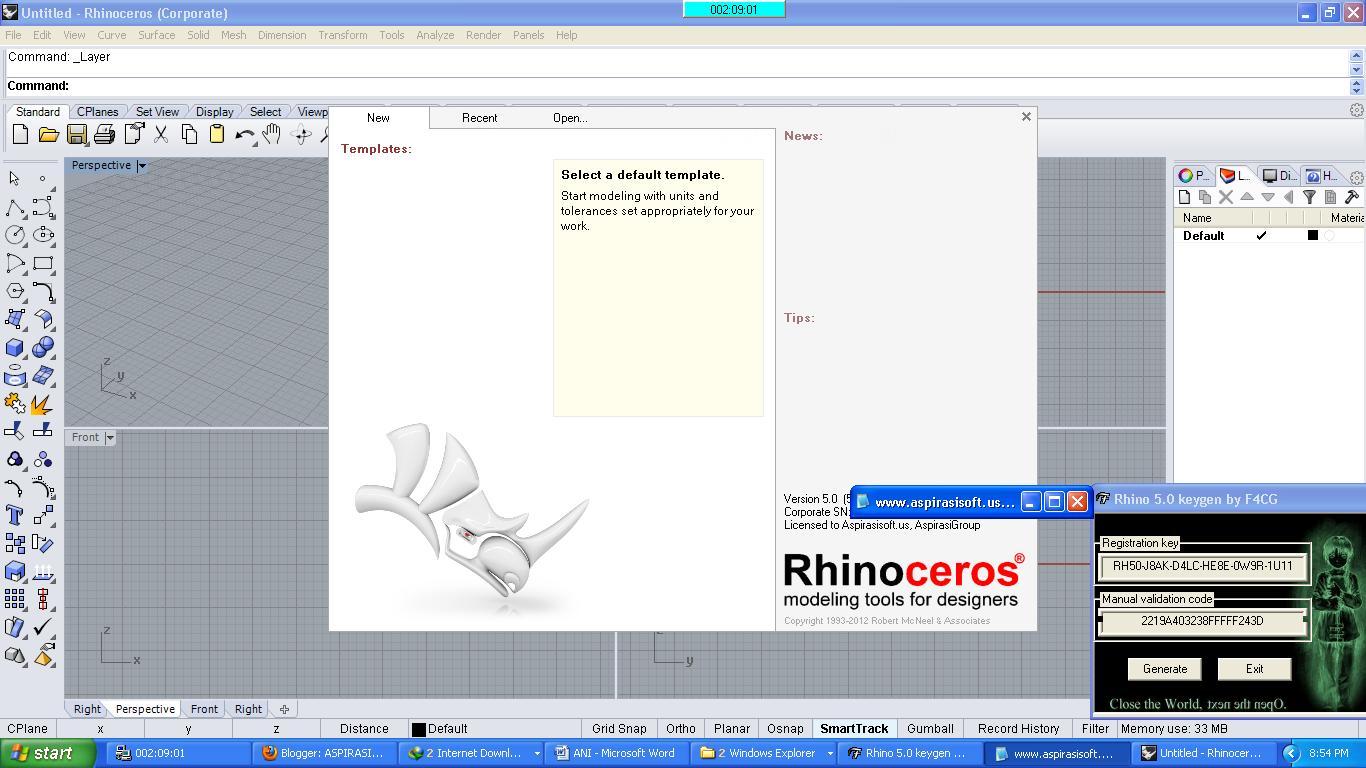 rhinoceros 5 license keygen